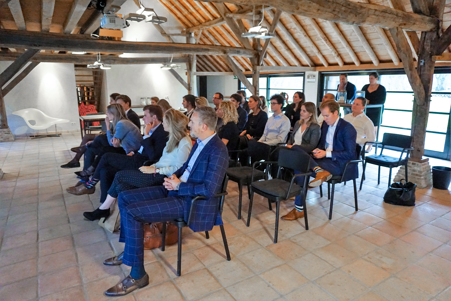 Annual competition best traineeship audience