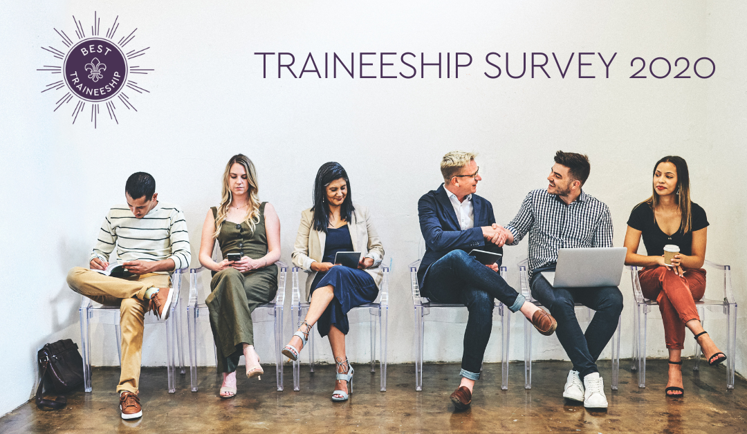 Trainees and alumni, we need your help to impact the future of traineeships.