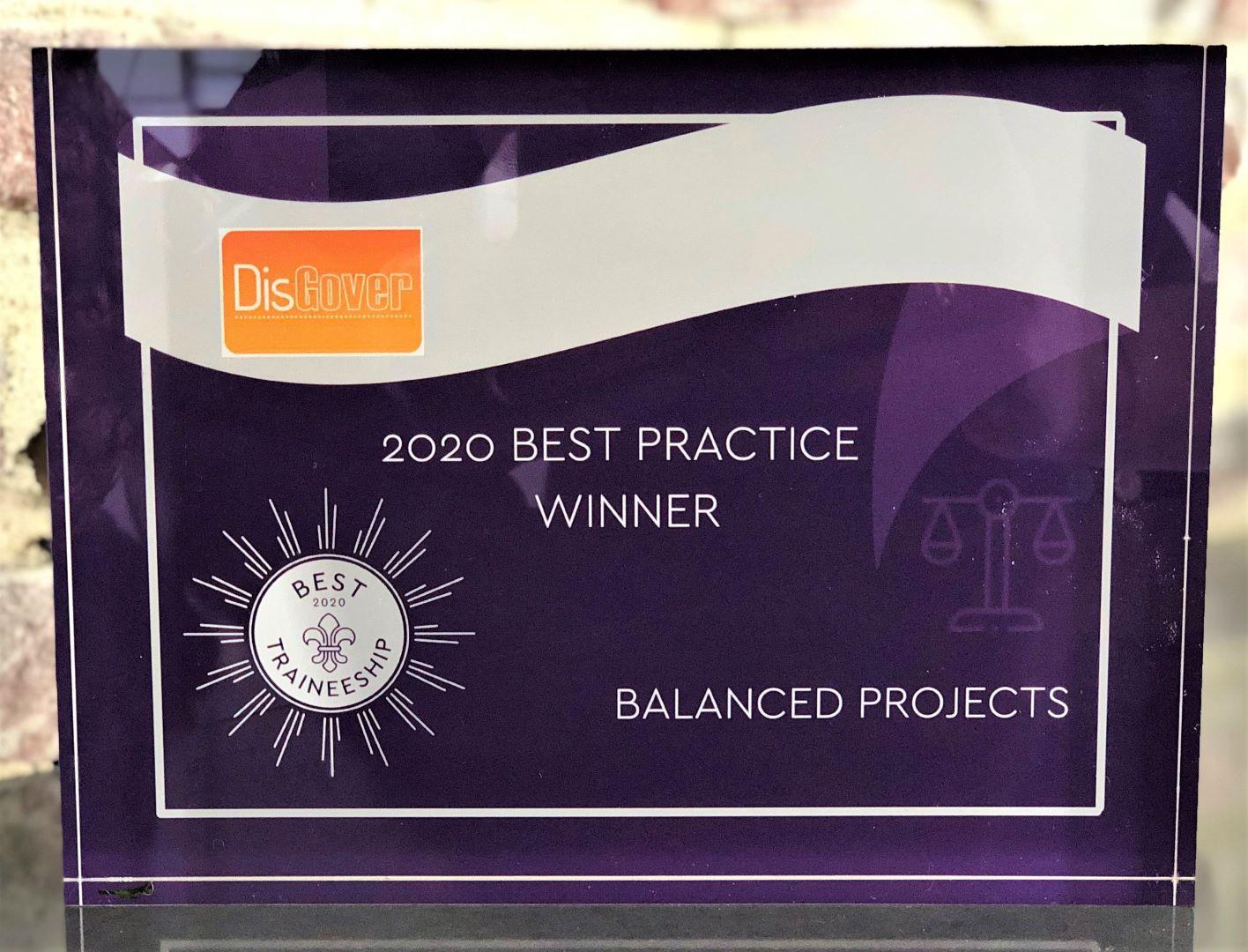 DisGover Best Practice 2020