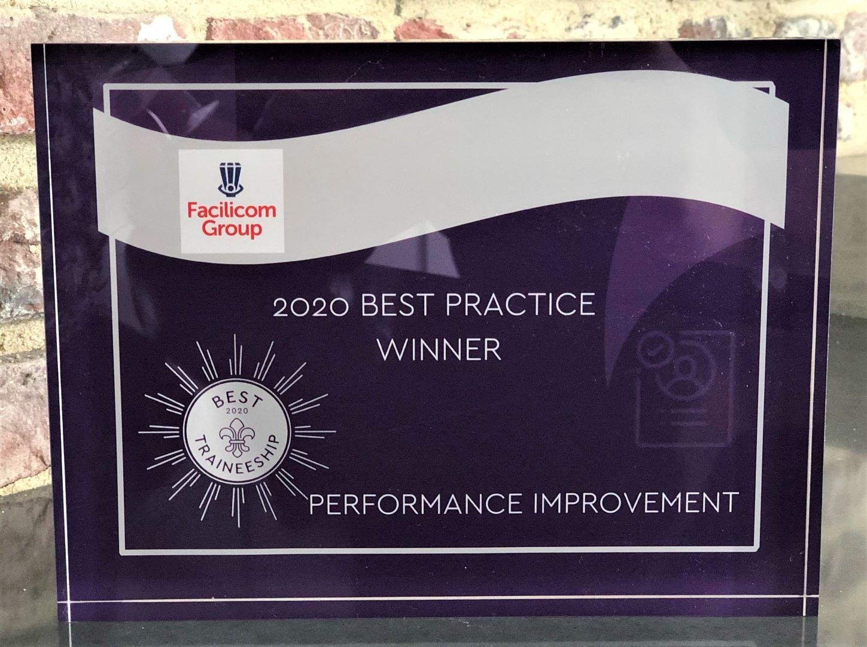 Facilicom Group Best Practice 2020