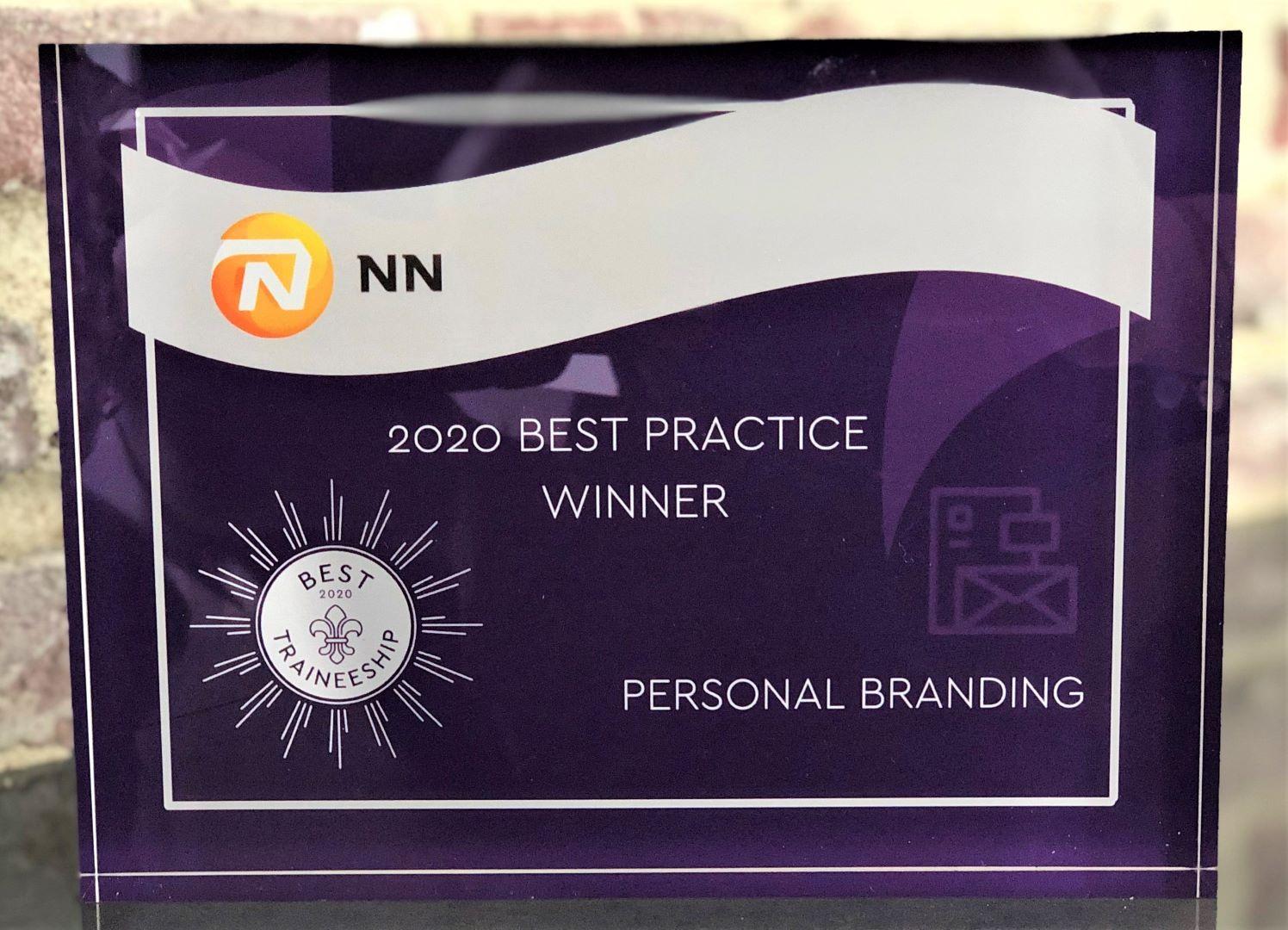 NN Group - Best Practice 2020